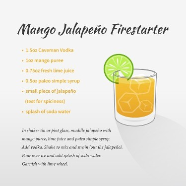Mango Firestarter Recipe