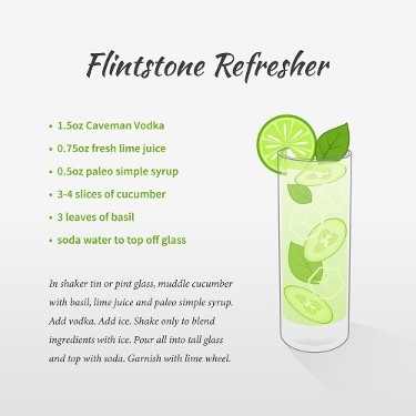 Flintstone Refresher Recipe
